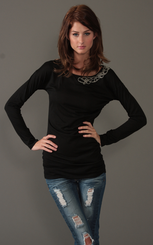 Sugarlips Look of the Day « Sugarlips Blog :  fashion womens top sugarlips apparel sugar lips apparel