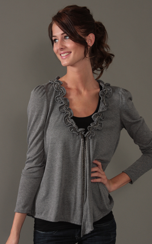 Sugarlips Look of the Day « Sugarlips Blog :  womens cardigan womens apparel womens clothing womens fashion
